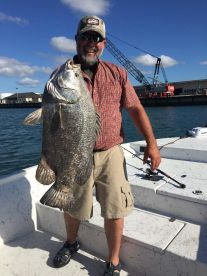 Tasty Buoy Bass of Port Canaveral.