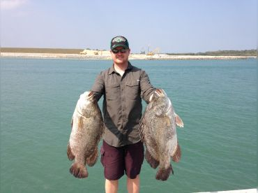 Port Canaveral Tripletail