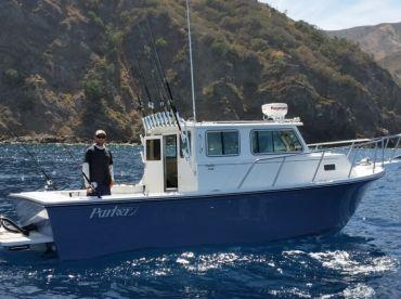 Black and Blue Sportfishing , Avalon