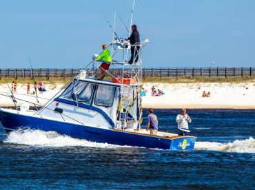 Miss Madison Fishing Charters