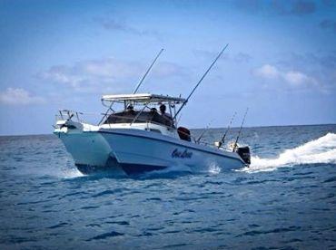 One Love Boat Charter - Seychelles
