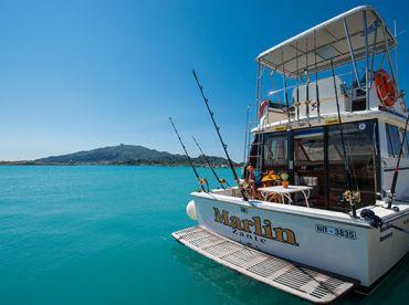 Marlin - Big Game Fishing Zante, Zakynthos