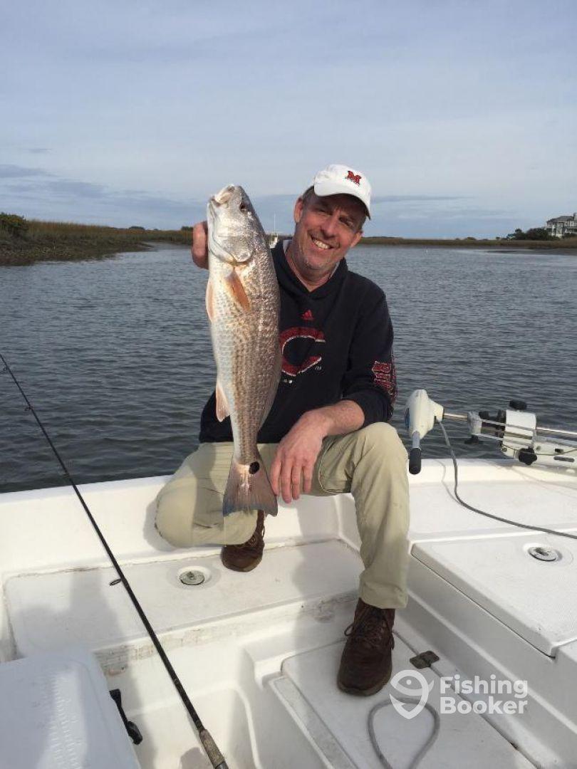 Hot fun fishing charters st augustine fl fishingbooker for St augustine fishing spots