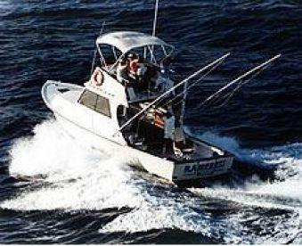 Charter boat Ramerezi with Capt. Steve Magee & Capt. Linda Luizza