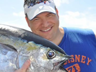 Tuna Time aboard the Key West Fishing Boat Ramerezi!