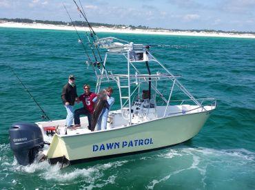 Dawn Patrol Charters