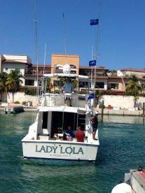 Island Marine Punta Cana— Lady Lola