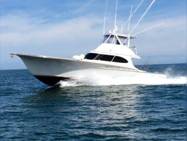 Custom 55ft sportfish