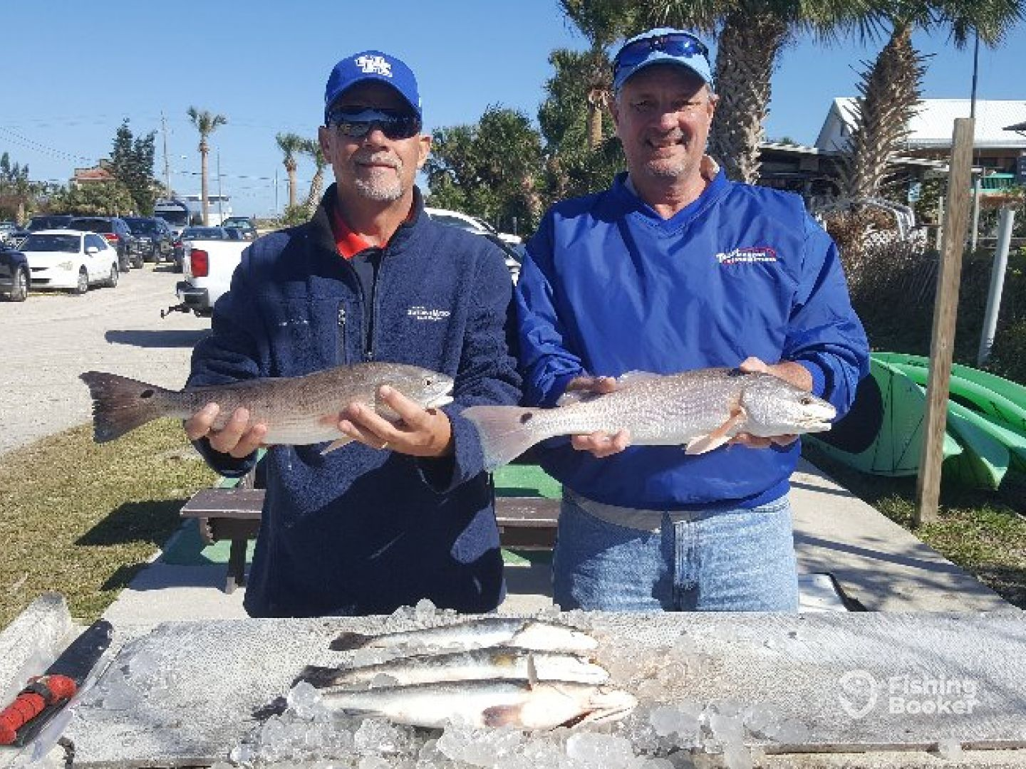 Code red fishing charters new smyrna beach fl for New smyrna fishing charters