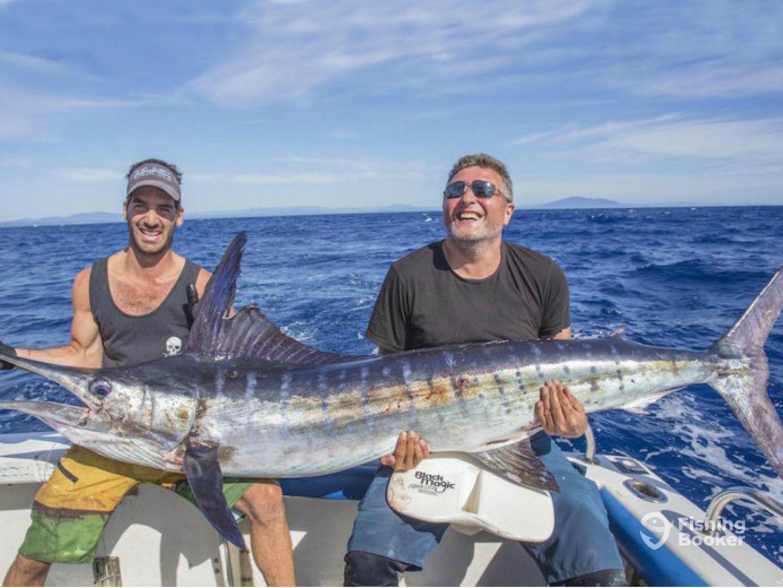 Hot Fishing Charters -Tru-Dee-V