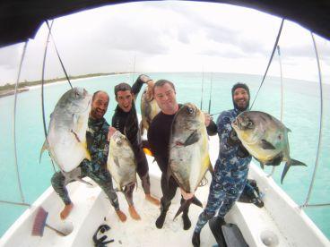 Arpon Spearfishing , Playa Del Carmen