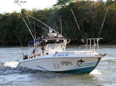 Panama Nautical Club – 37' Rattle Snail