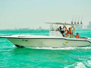 Happy Days Dubai Fishing - 31' Boat, Dubai