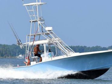 Fightin' Time Sportfishing