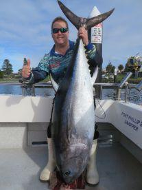 Portland Bluefin Tuna 62 KG