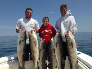 Fishy Business Sportfishing