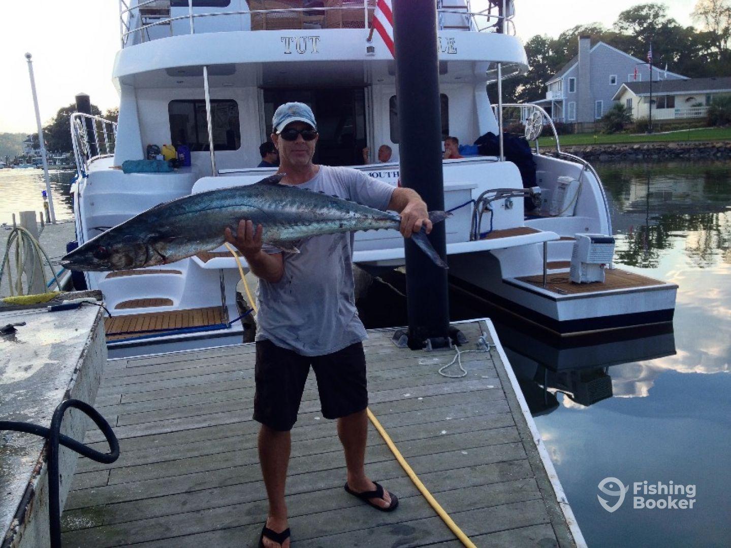 E fishinsea sport fishing charters virginia beach va for Va fishing charters