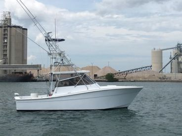 Cocoa Beach Sportfishing – 33'