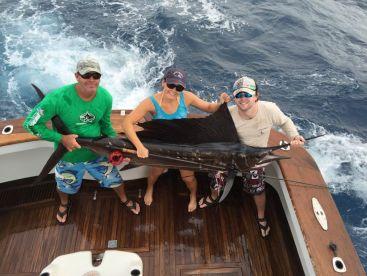 Marlin on the fly!