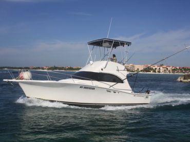 Captain Rick's - 35' My Obsession, Playa Del Carmen