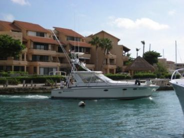 Captain Rick's - 38' Manetto, Playa Del Carmen