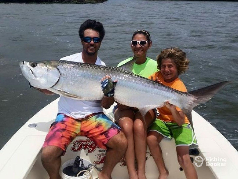 Caribbean fishing adventures 20 san juan puerto rico for San juan fishing charters