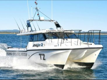 Fishing Offshore Noosa - Trekka 2