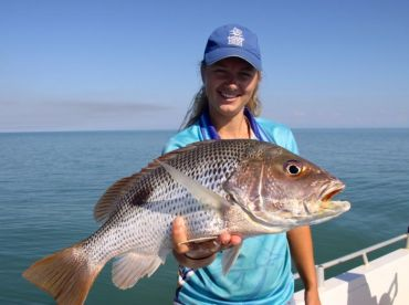 The best one day reef fishing charter from Darwin.