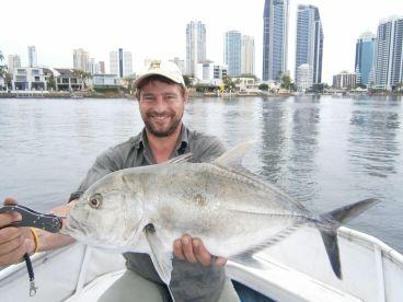Brad Smith Fishing Charters, Surfers Paradise