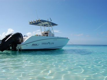 Reel Dreams Fishing- 27' Dream Life, Nassau