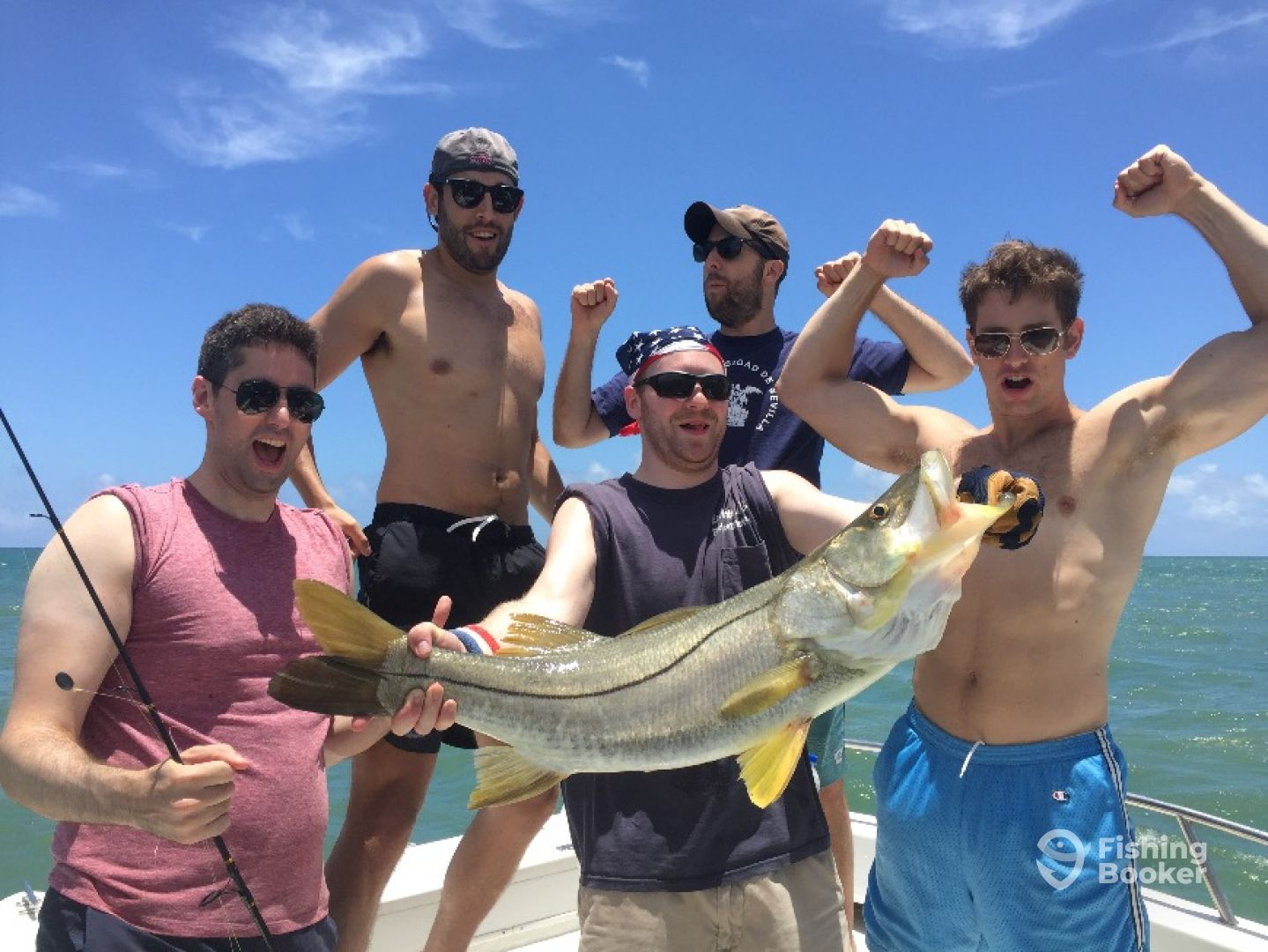 Snook Fishing with Capt.  Luis Burgos