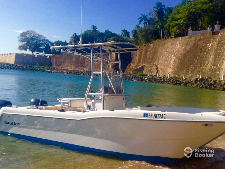 Caribbean fishing academy charters san juan puerto rico for San juan fishing charters