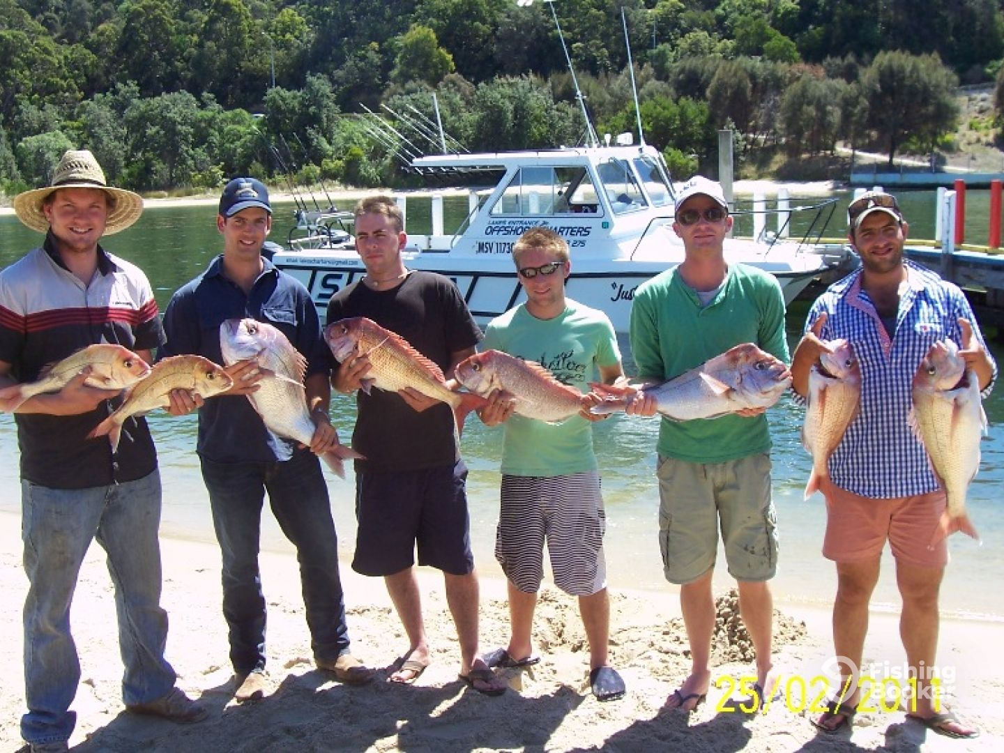 I just found Lakes Entrance Offshore Charters on FishingBooker