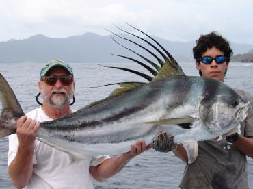 Papagayo Fishing – 'Bahamas Boat'