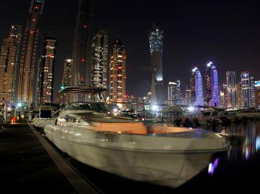 """Avorora"" 33 Foot Motor Yacht , Dubai"