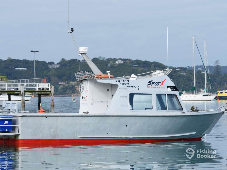 SpotX Fishing Charters – Wairere