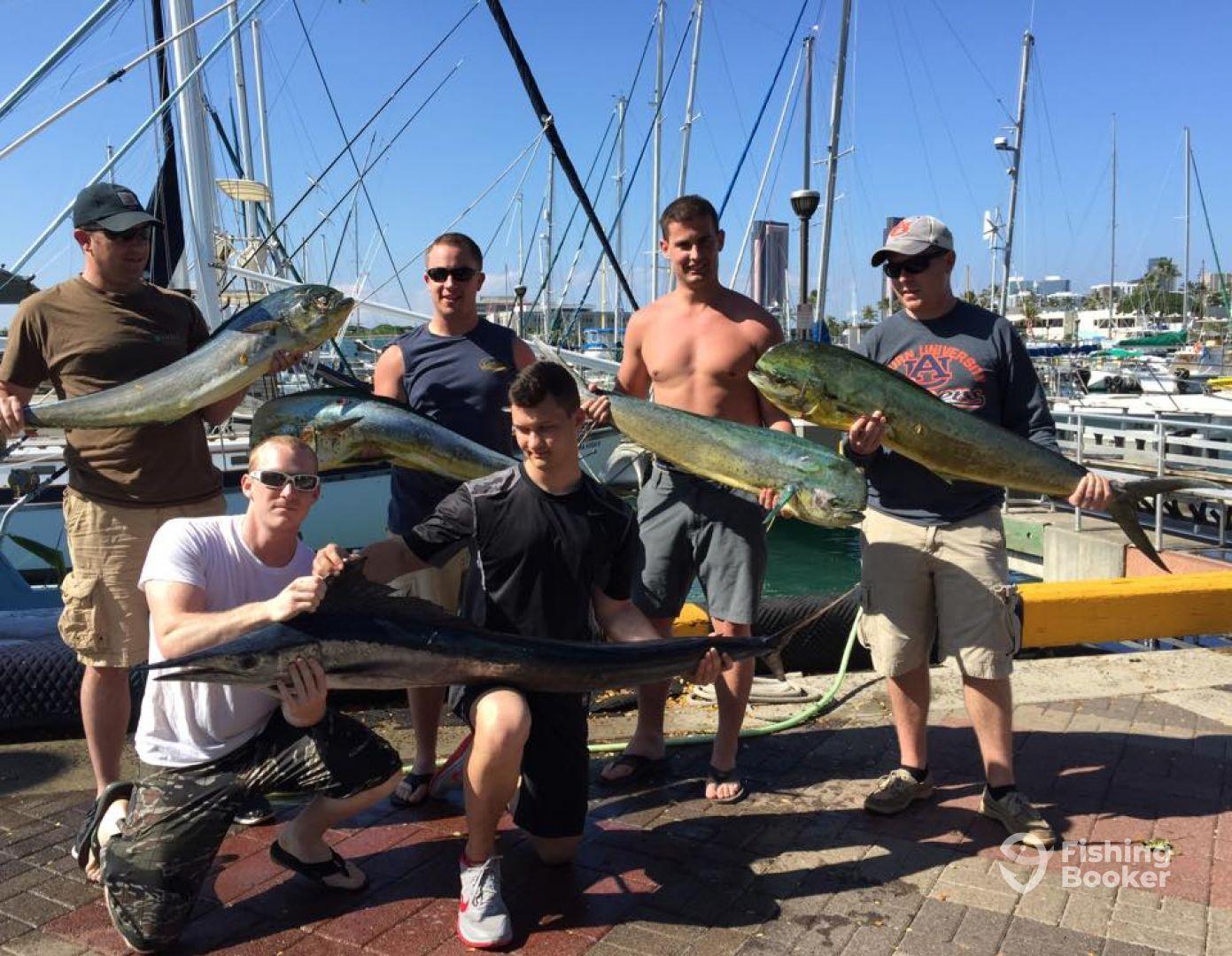 Waikiki Sportfishing
