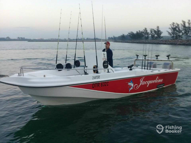 Jacqueline Deep Sea Charters Richards Bay Updated 2019