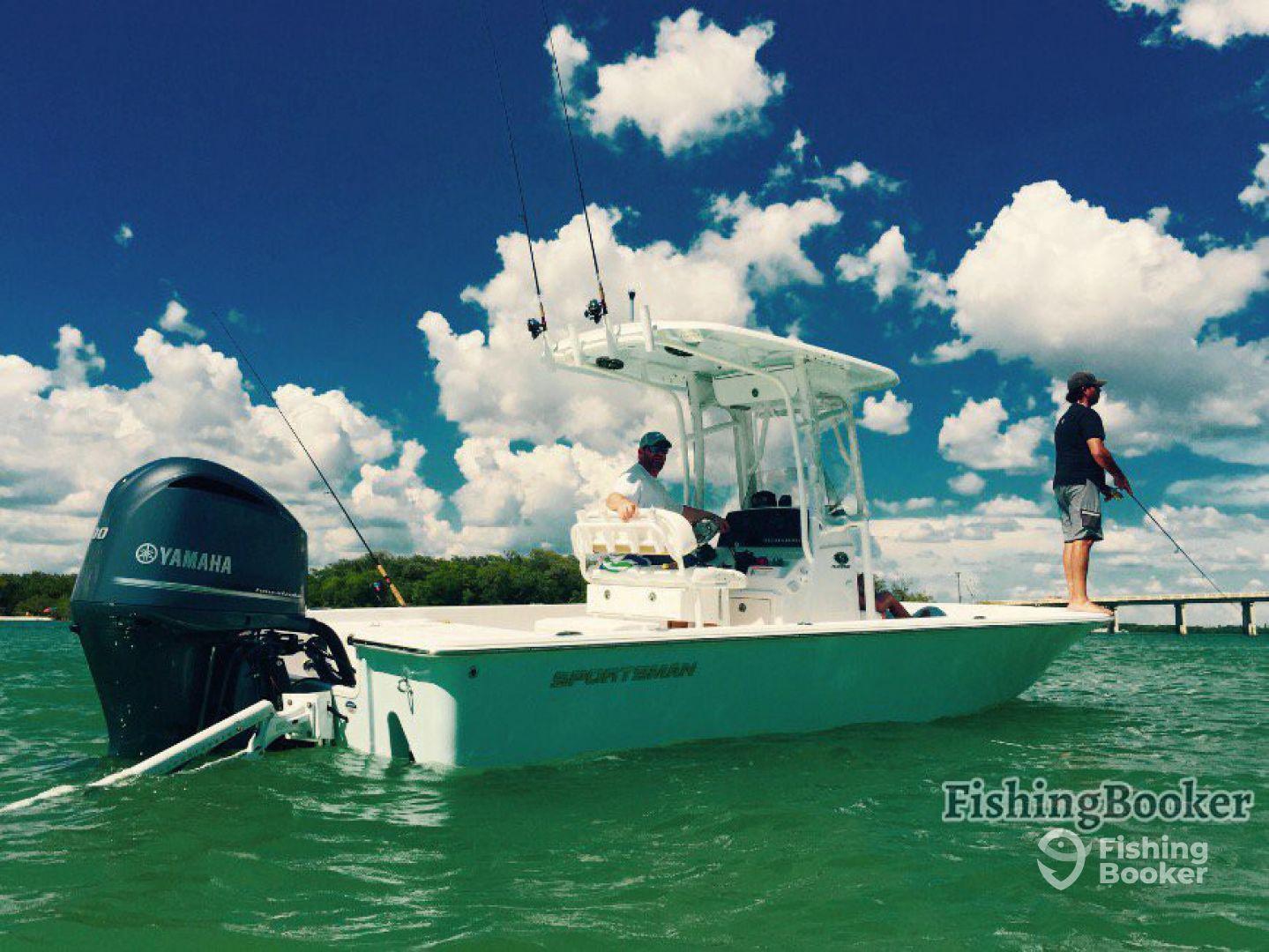 Fish On Sportfishing Adventures