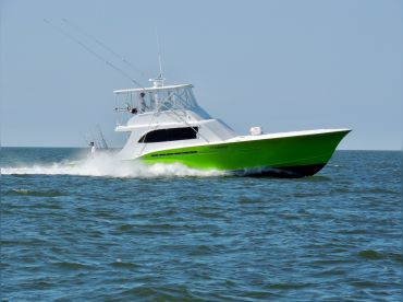 Predator Sport Fishing Hatteras