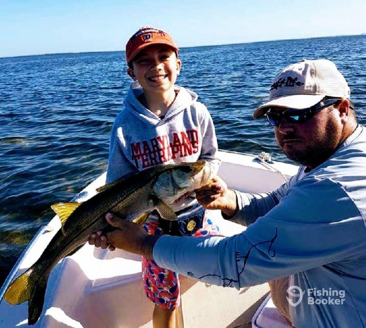 Florida reels fishing charters st petersburg fl for Fishing charters in florida