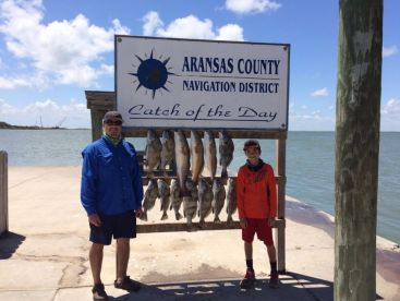 Limit of drum one oversize redfish and two slot redfish