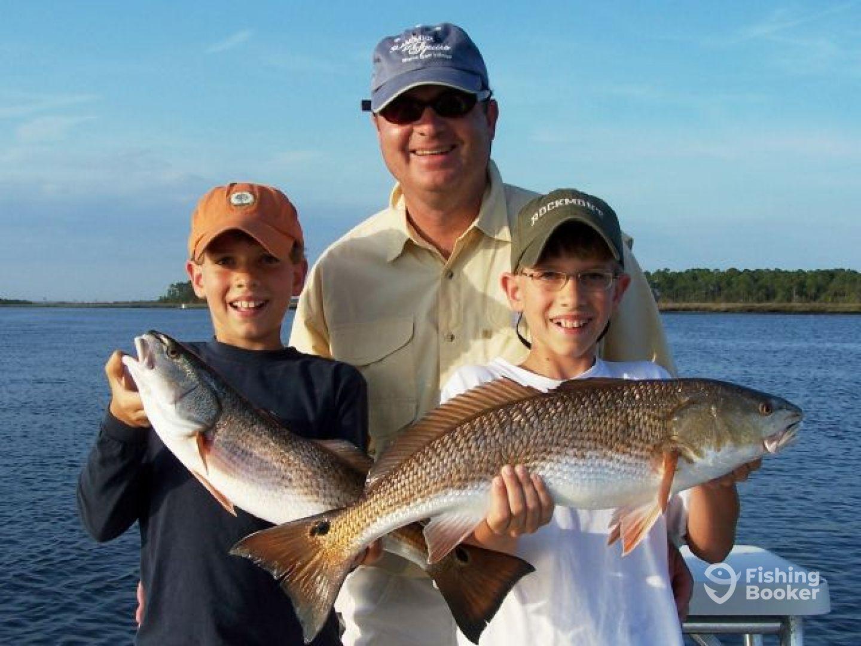 Backwater Fishing Adventures