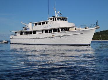 Elizabeth E II Fishing Cruises