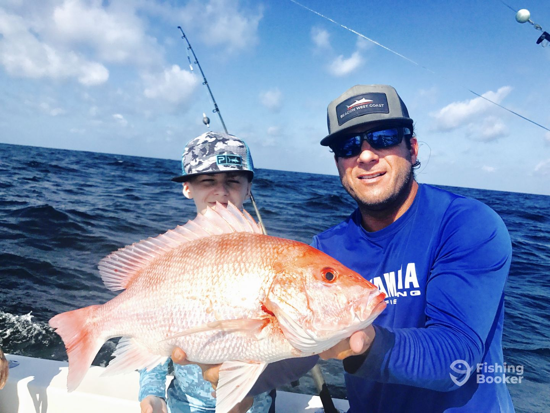 Texas crew d sport fishing port aransas tx fishingbooker for Tx fishing charters