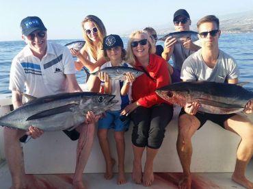 No Limits Tenerife Fishing