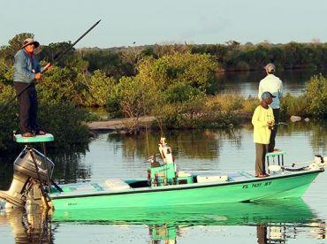 Mosquito Coast Fishing Charters, Chuluota
