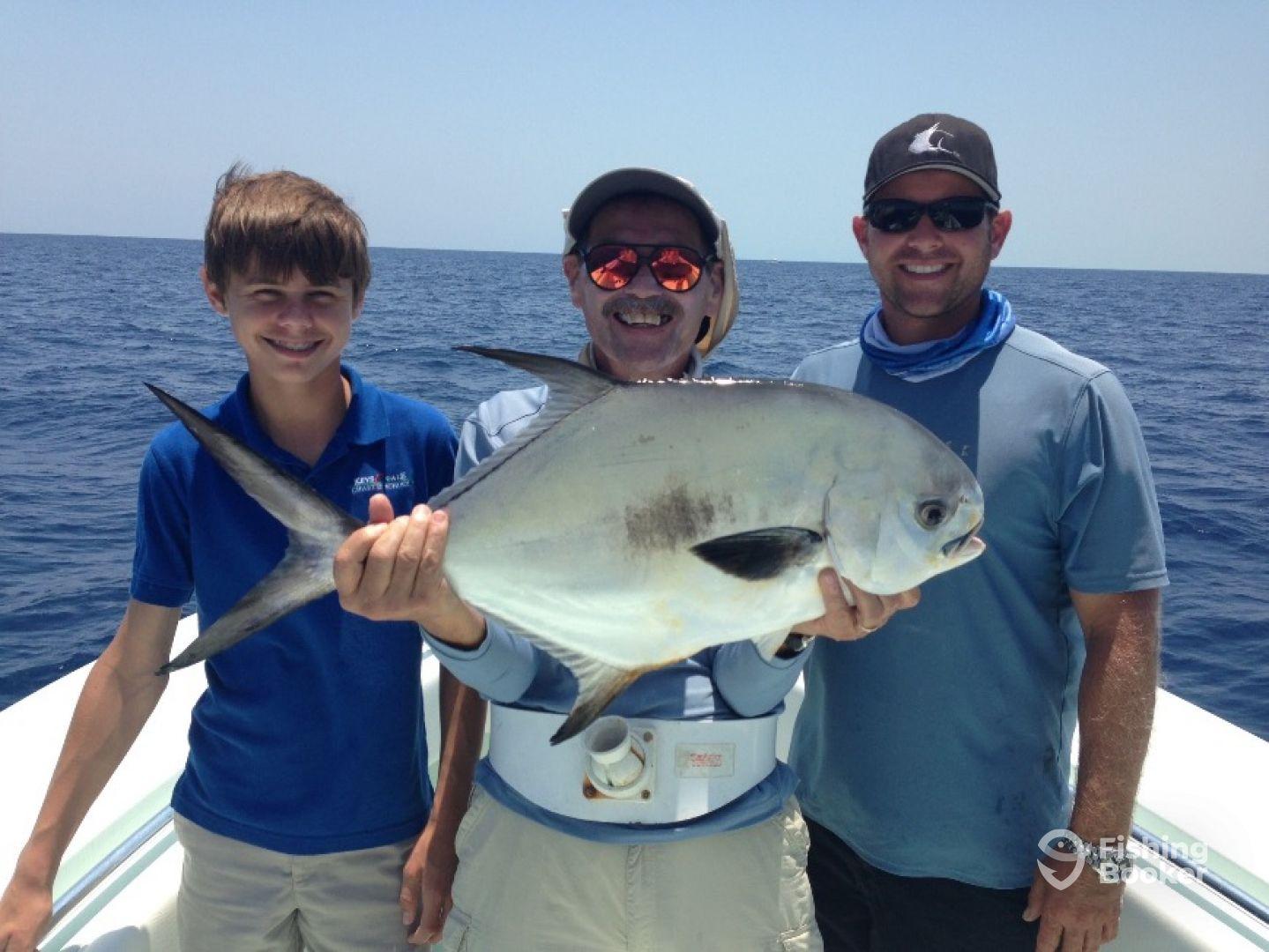 Reel deal charter fishing key largo fl fishingbooker for Key largo fishing guides
