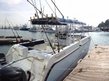 Isla Vida Charters - Pearl Runner, Panamá
