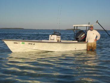 ShadowCaster Flats Fishing - 17'